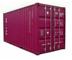 container prix