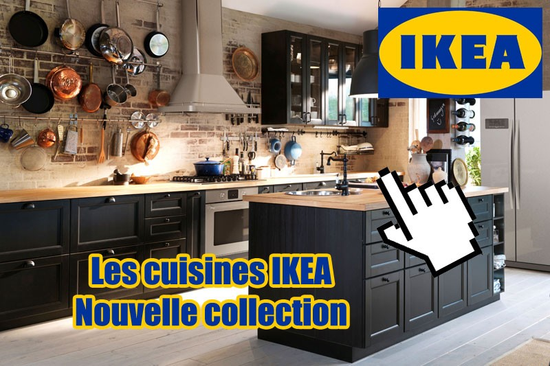 ikea cuisine la nouvelle collection dessine moi une maison. Black Bedroom Furniture Sets. Home Design Ideas